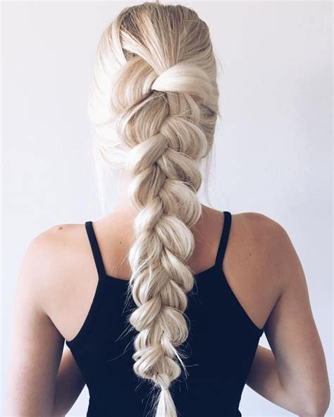 Best 20 Thick Braid Ideas On Pinterest Braids Tutorial
