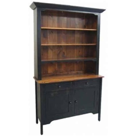 Hutch And Buffet by Rustic Hutch And Buffet
