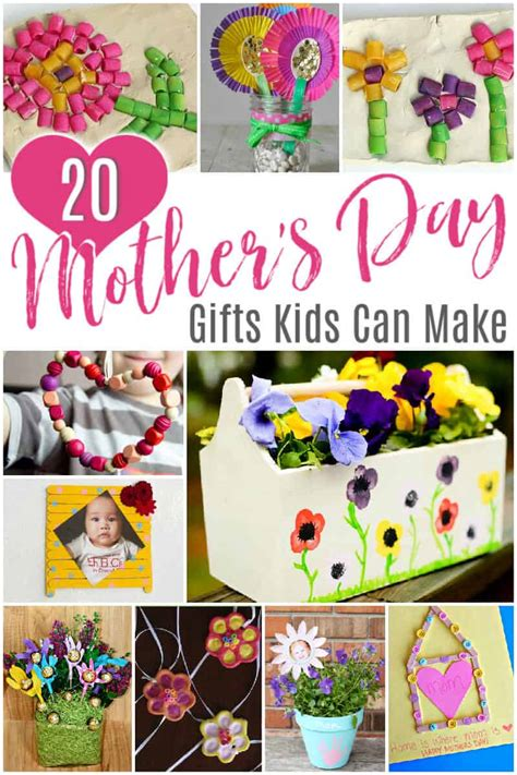 mothers day gifts kids