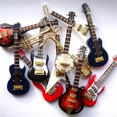 Instruments Musical Miniature Flickr Designs Map