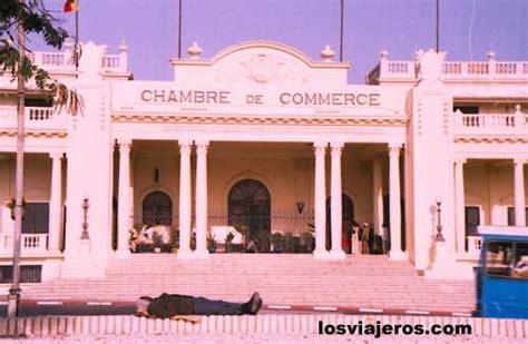 chambre des comerce plaza de la independencia y camara de comercio senegal
