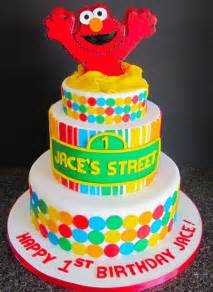 Elmo Birthday Cakes Ideas