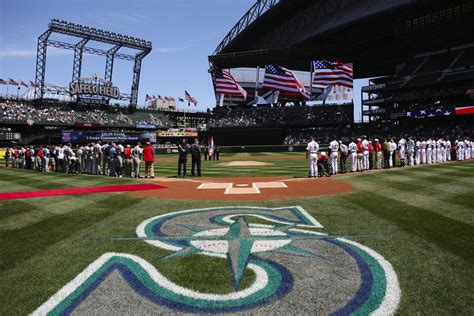 mariners announce tenative  regular season schedule