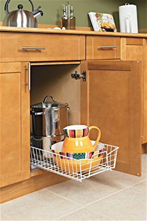 sliding baskets for kitchen cabinets basket sliding cabinet organizer drawer rack shelves hold 7980