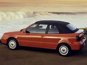 2000 Volkswagen Cabrio Information