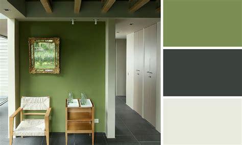 chambre gris et vert deco chambre vert anis chambre marron et vert chambre