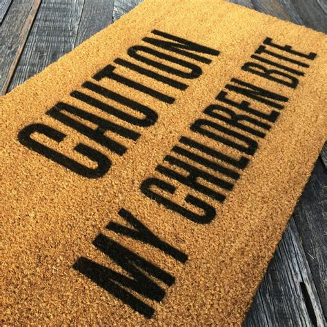 Offensive Doormats by 15 Highly Offensive Doormats For Individuals Who Don T