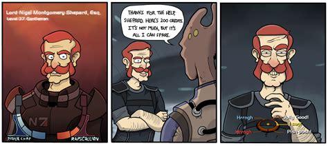 funny mass effect comic itt ign boards