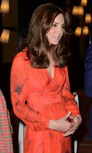 Kate Middleton pays tribute to Bhutan with her orange ...