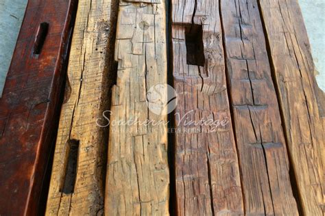rough sawn beam custom cut length southern vintage