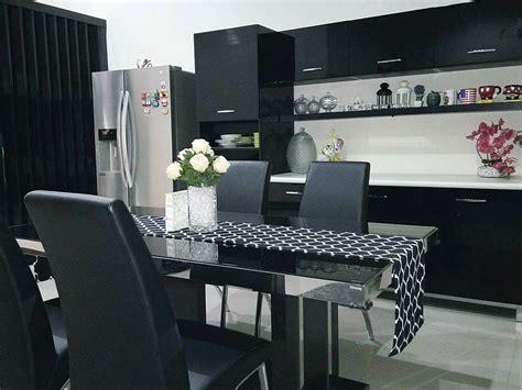 desain dapur minimalis sederhana  modern terbaru