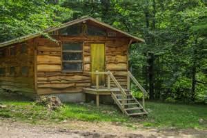 log cabin floors rustic cabins valley ymca
