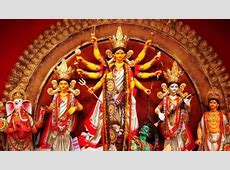 Durga Puja Indian Festival, Agartala Tripura India 2019