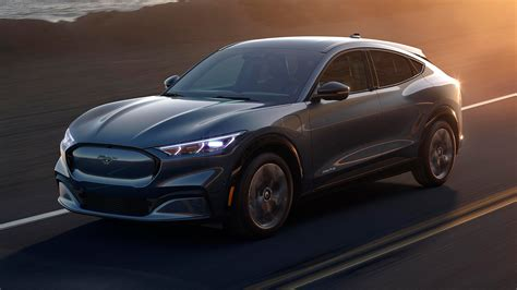 ford mustang mach  electric suv   specs