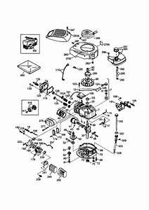 Craftsman Model 143996510 Engine Genuine Parts
