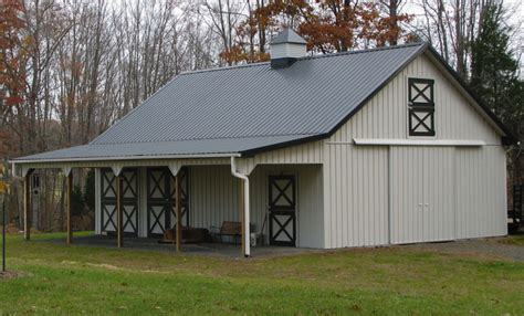 Which Is Best For Your Horse Barn