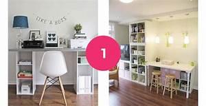 Créer Son Bureau Ikea : ik a hack 6 id es pour customiser la biblioth que ~ Melissatoandfro.com Idées de Décoration