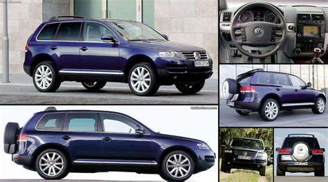 volkswagen touareg  tdi  exclusive equipment