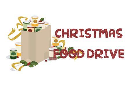 christmas food drive silverbean hoults yard