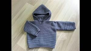 Tutorial Jersey F U00e1cil Crochet O Ganchillo Beb U00e9 Sweater