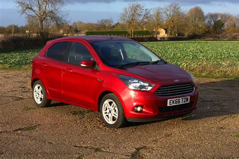 Ford Ka Plus  Photos Parkers
