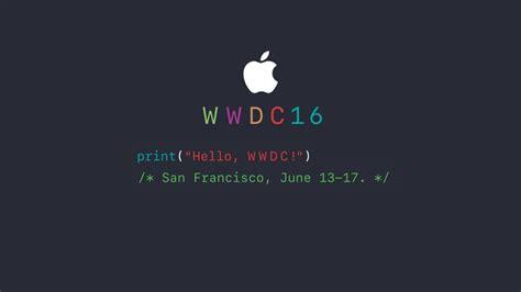Apple WWDC 2016 im Livestream AndroidPIT