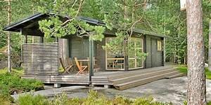 Maison Préfabriquée En Bois : une maison pr fabriqu e en bois de 25m pour moins de ~ Premium-room.com Idées de Décoration