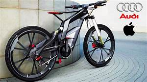5 Unique Smart Bicycle Invention You Can Control With