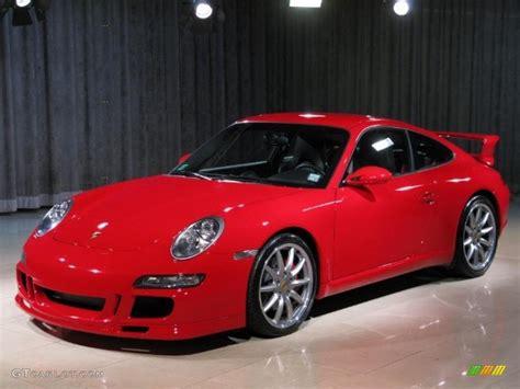 2006 Guards Red Porsche 911 Carrera S Coupe #22565671