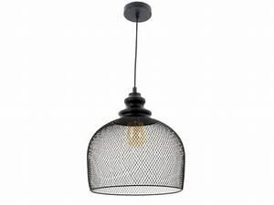 suspension elea coloris noir vente de luminaire enfant With tapis chambre bébé avec sac a dos eastpak fleur