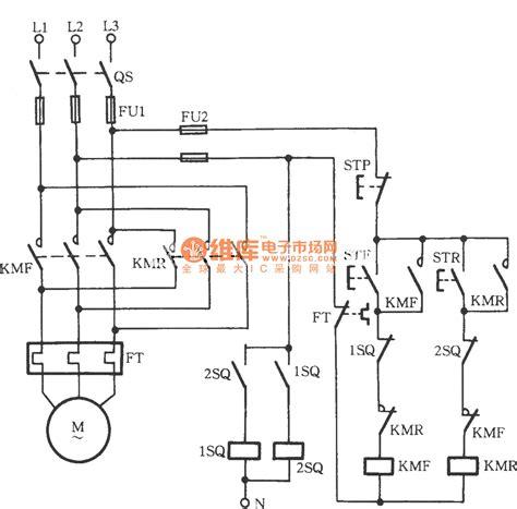 single phase forward motor wiring diagram