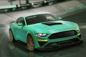 SEMA: 'The Magnificent Seven' 2018 Ford Mustang Concepts - The Mustang Source