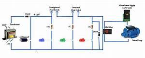 Gallactronics  Diy Water Level Controller