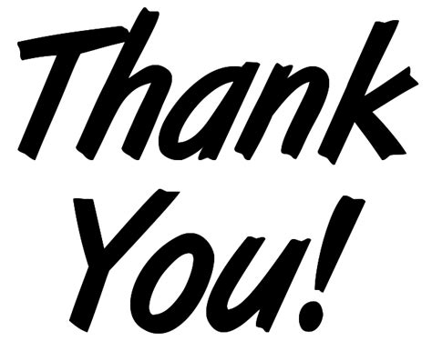 Funny Thank You Images Free Clipart Clip Art Image 7