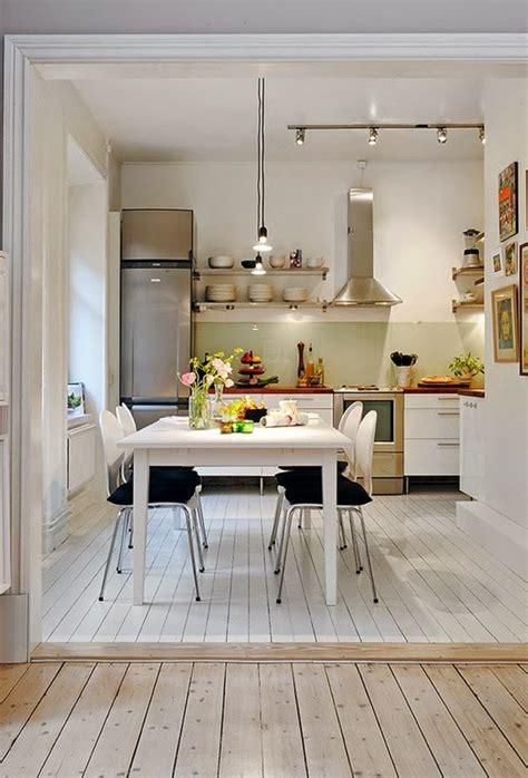 desain interior dapur  ruang makan gaya eropa desain