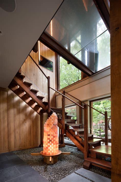 stellar mid century modern staircase designs