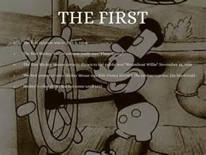 Steamboat Haiku by Mickey Mouse By Monica Sayasane