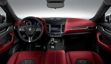 maserati suv interior car and driver how we d spec it maserati levante the