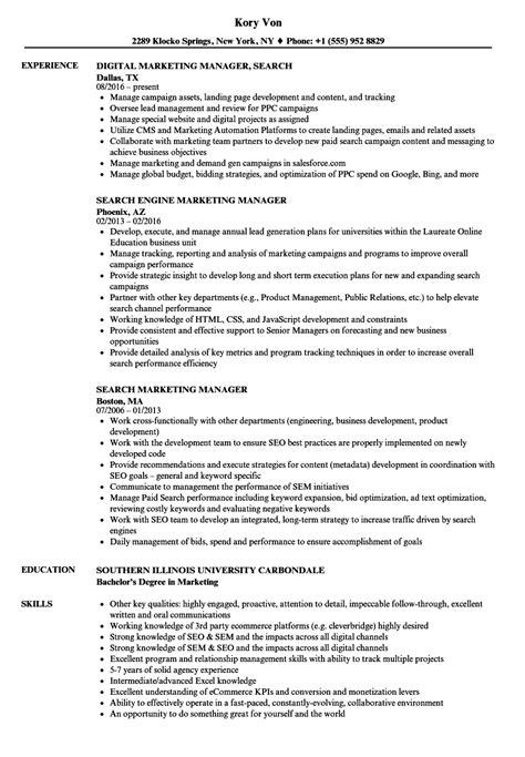 resume search engine keywords krida info