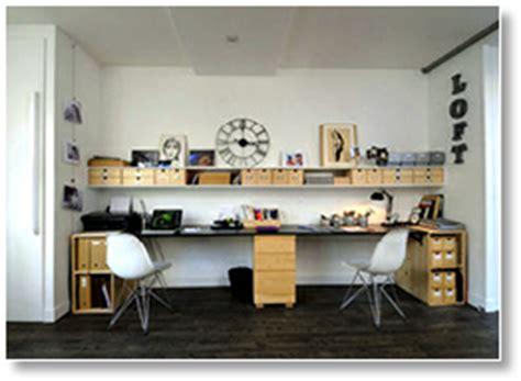 aménagement bureau à domicile aménagement espace de travail à la maison