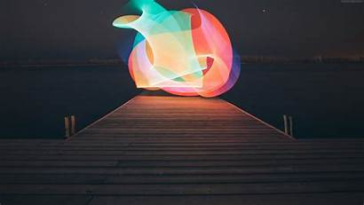 4k Minimalist Abstract Wallpapers Minimalism Lake Painting