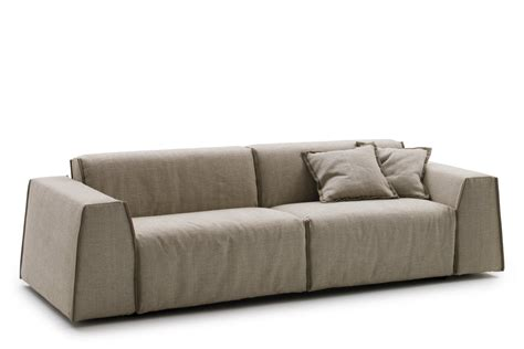 Parker Sofa Bed With Low Backrest