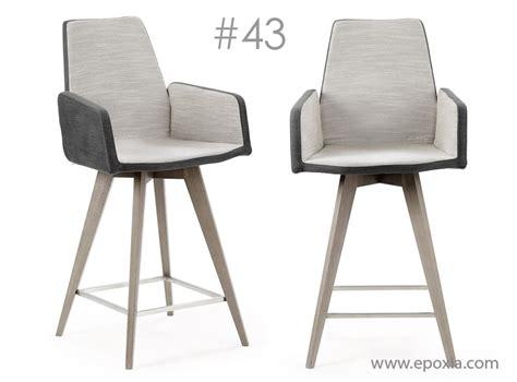 chaise de bar avec accoudoir tabouret fauteuil cuisine en image