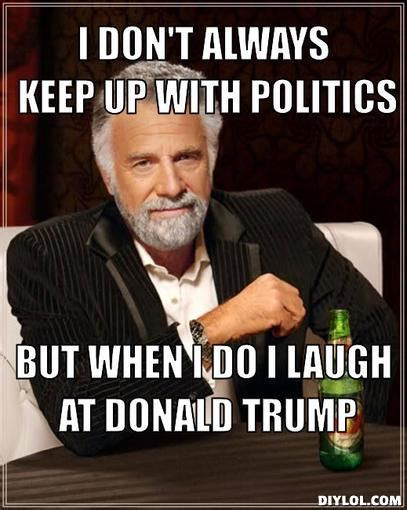 Political Meme Generator - oh boy is this great donald trump rnp debate a must see trump memes included motley news