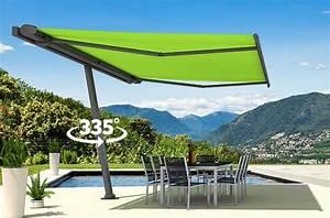 die 25 besten ideen zu sonnenschirm balkon auf pinterest With markise balkon mit tapete ziegelstein optik