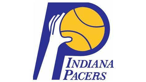 indiana pacers colors meaning indiana pacers logo and symbol history and evolution
