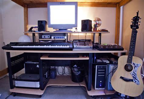 studio rta creation station studio desk cherry studio rta producer station image 467332 audiofanzine