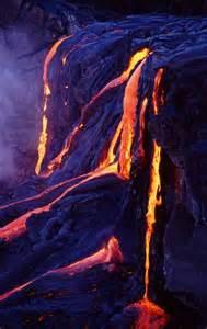 Kilauea Volcano Island