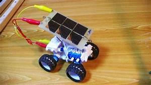 4W-Drive Educational Salt & Solar Powered Car - YouTube