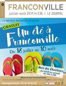 Leclerc Ouvert Le 14 Juillet 2017 : calam o 236 journal franconville juillet aout 2017 ~ Dailycaller-alerts.com Idées de Décoration